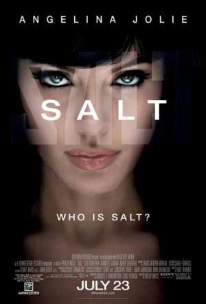 Salt Theatrical Poster