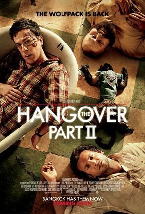 Hangover Part 2 Poster